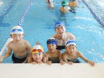 秋の短期水泳教室2016