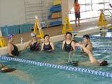レディース水泳教室