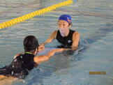 女性限定短期水泳教室
