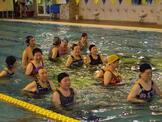 水中ウォーキング短期教室
